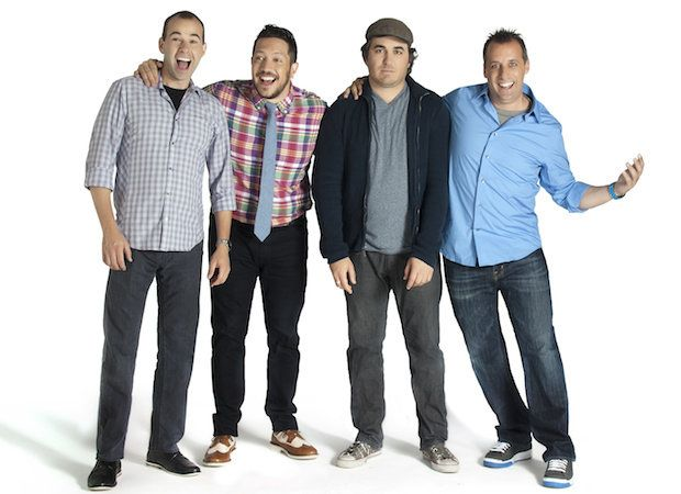 The cast of truTV's 'Impractical Jokers' will be bringing their live tour to the Borgata Atlantic City.