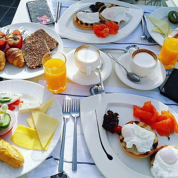 Breakfast heaven 😱