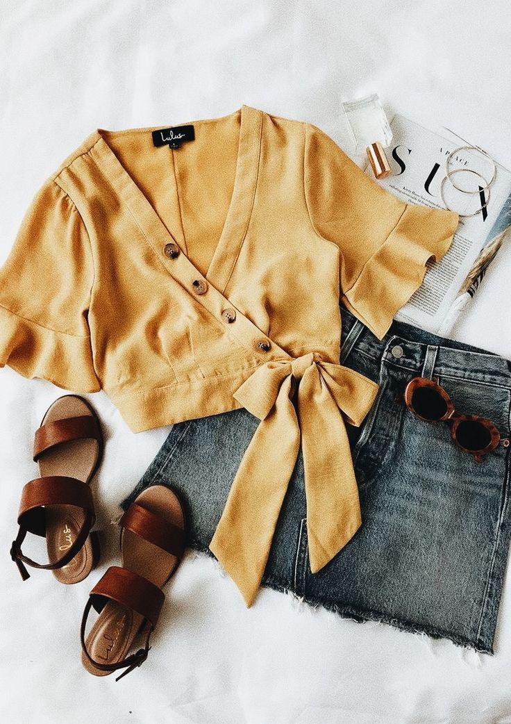 I love short t shirts!!!❤️