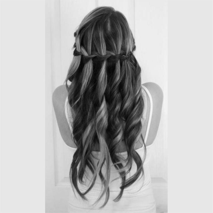 Que penteado lindo!!