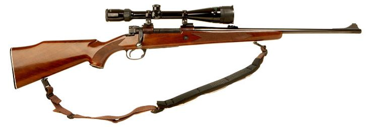 Midland Arms Co .243 Rifle With Bushnell Scope - Live Firearms and Shotguns