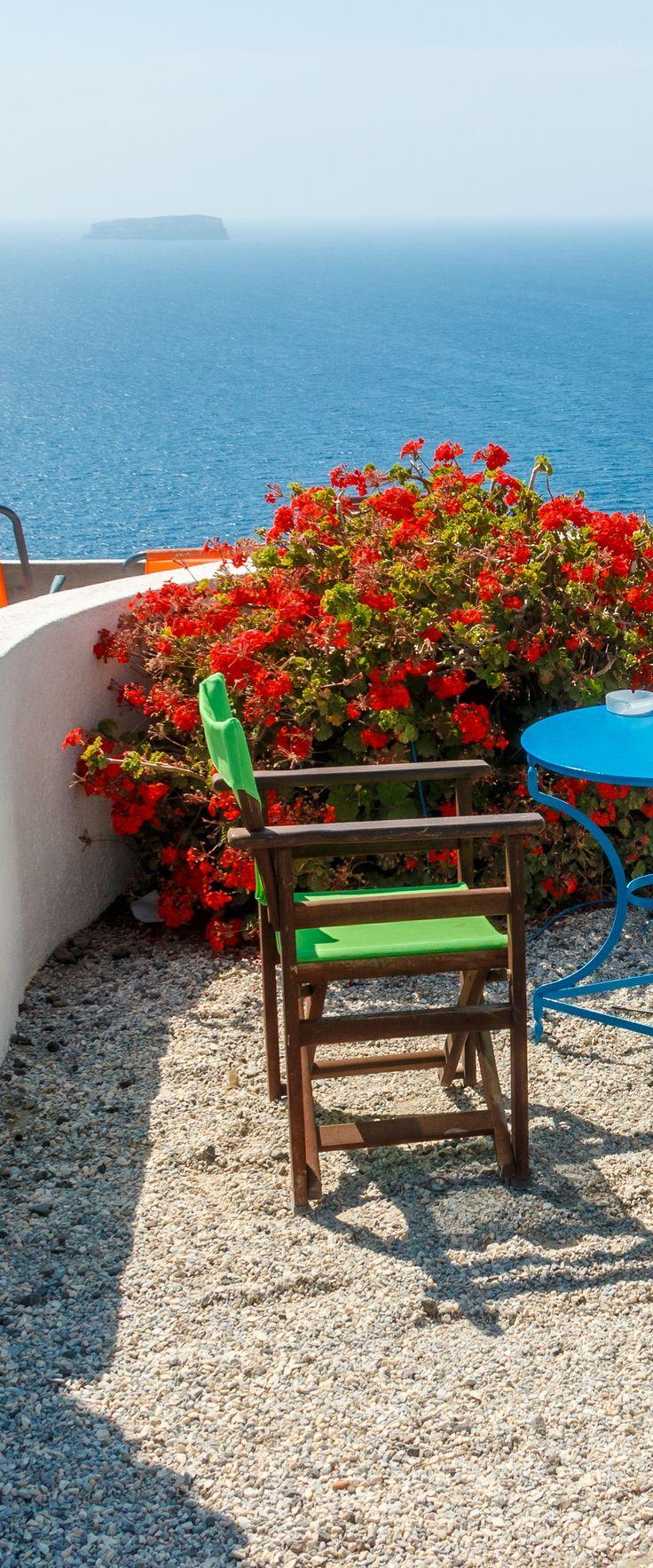 Caldera Restaurant – Santorini, Greece