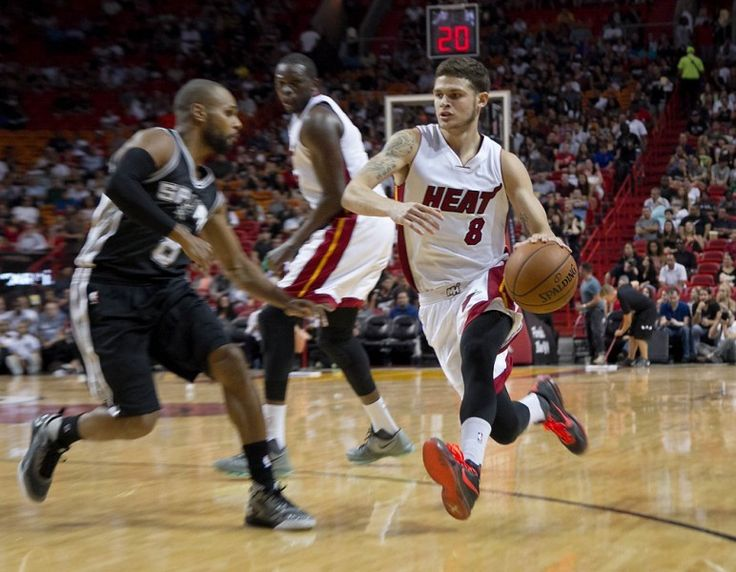 Something To Prove: Tyler Johnson = 19 months ago, Tyler Johnson stayed on the Miami Heat roster with nothing more than a 10-day contract. He returned to Miami on the most pressure-filled contract a player can acquire, coming just a.....
