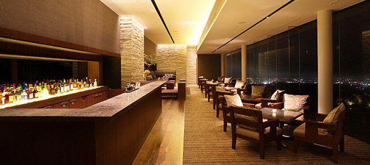 日本平ホテル : アッパーラウンジ