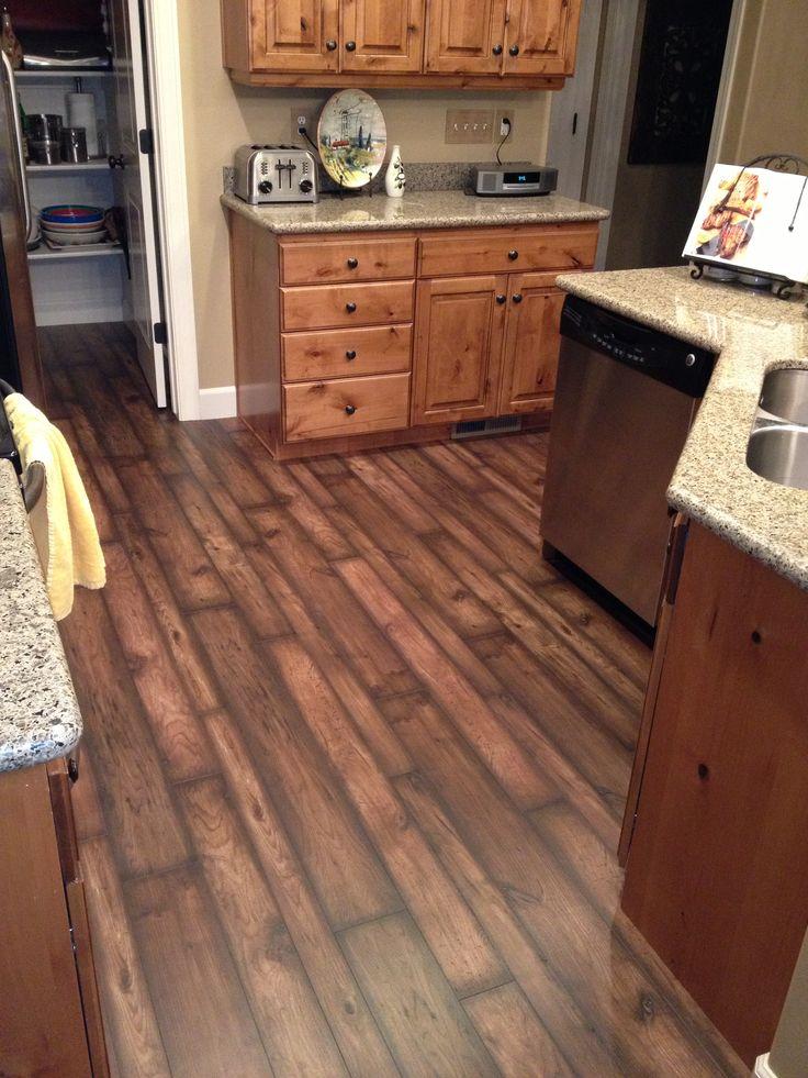 Mannington Adura LVT Real wood look w/out any maintenance