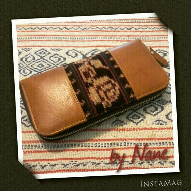 Leather & Indonesia woven products