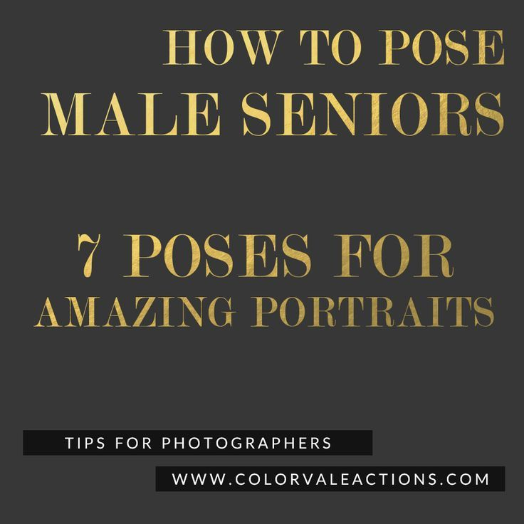 Photographing males can sometimes be a challenge. Let's face it, generally they have much better things to do then pose for photographers. As a matter of fact during my last photo session I asked my client what he would rather be doing, because I knew it was a loaded question. There was no …