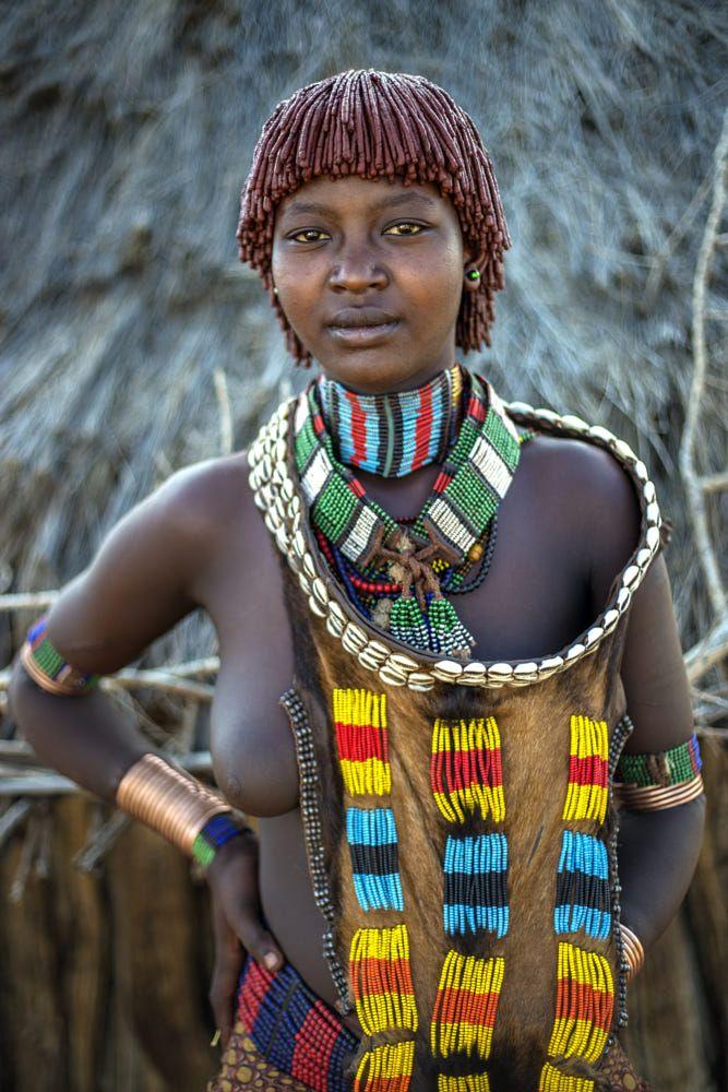 Hamar Woman Ethiopia By Marty Windle On 500px Women Tribal