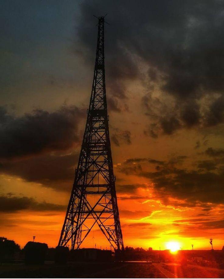 Radiostacja Gliwice (fot. Mrs Patrycja via Instagram)