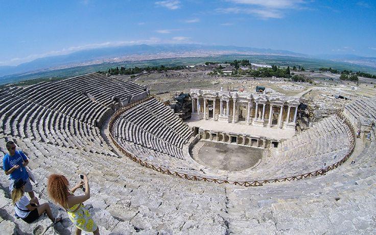 Pamukkale Tiyatro
