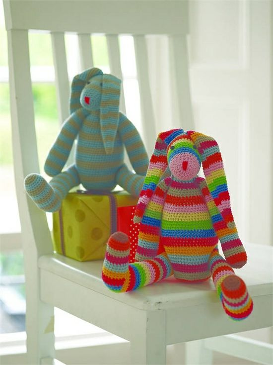 Crocheted Animal Patterns [7 pics] | (10 Beautiful Photos)