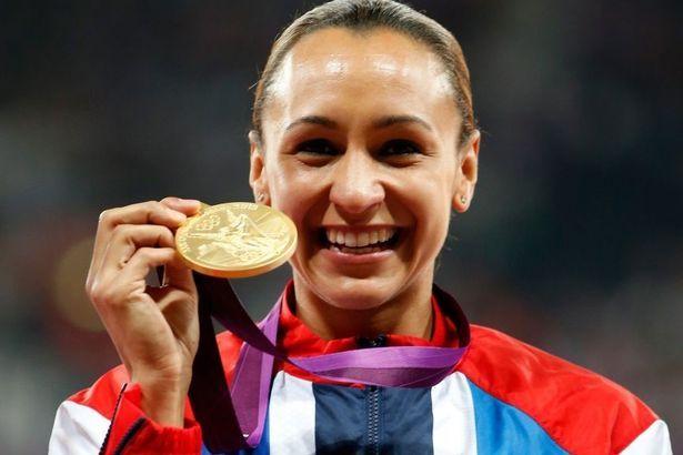 Jessica Ennis. Athlete. Olympic gold medalist, Heptathlon, Team GB, London 2012.