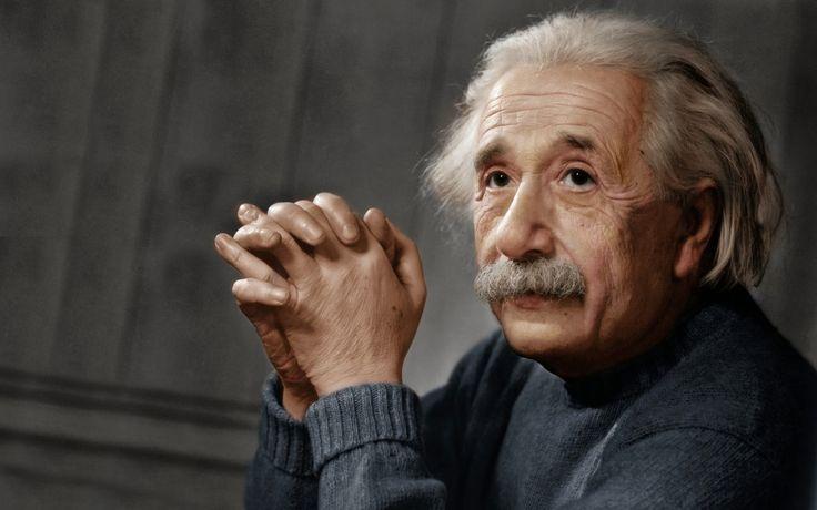 Albert Einstein: Létezik a rossz?