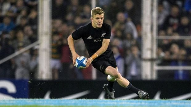 Damian McKenzie, Lima Sopoaga on stand-by for All Blacks halfback cover