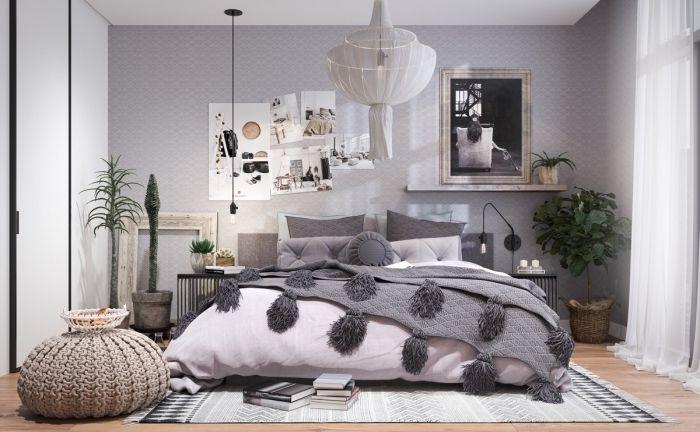 1001 Idees De Deco De Lit Au Top Des Tendances Bedroom
