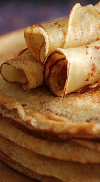 Vanilla Crepes 'image'