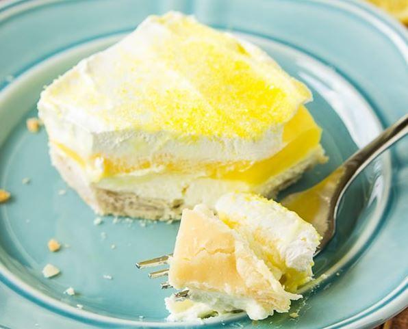 lemon pie bars lemon recipes bar recipes dessert recipes great ...