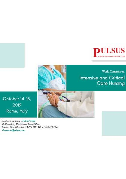 World Congress on Intensive and Critical Care Nursing