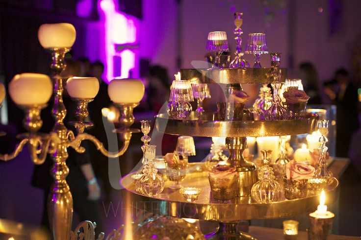 More than a wedding candle holder...