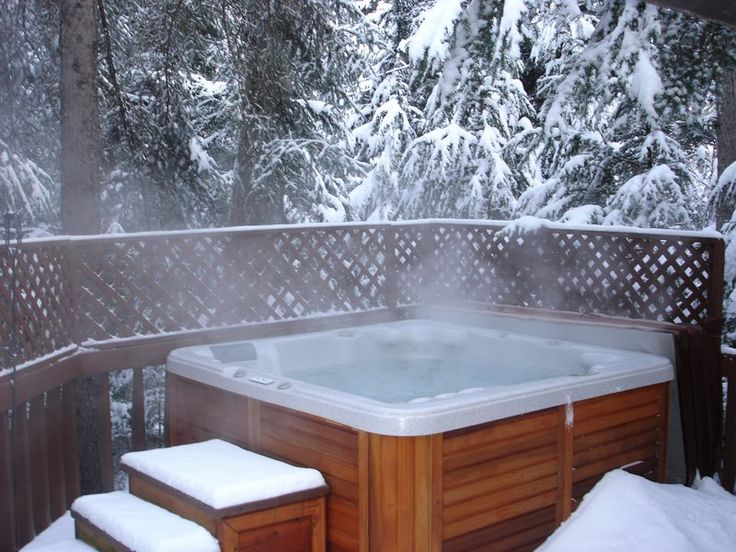 8 best hot tubs in the winter images by aqua doctor on pinterest whirlpool bathtub bubble. Black Bedroom Furniture Sets. Home Design Ideas