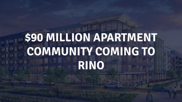 Dallas-based Mill Creek Residential Trust will build a $90 million, 362-unit apartment complex in Denver's River North neighborhood. Read more: http://bit.ly/1P9V5UX  #RealEstate #Denver #RiNoDistrict