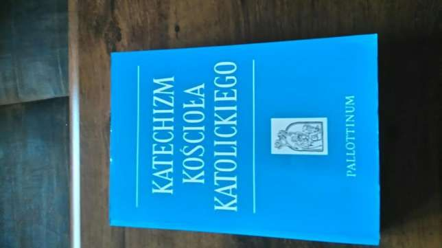 Katechizm kościoła katolickiego Chorzów - image 1