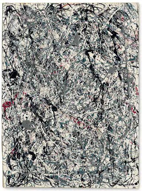 Jackson Pollock, No. 19, 1948