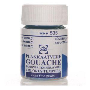 Talens Guaj Boya 535 Cerulean Blue (Phthalo)