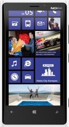 Enjoy streaming multimedia, making calls, and much more with the Nokia Lumia 920 Smartphone. Sporting a 4.5-inch PureMotion HD+ capacitive multi-touch screen with a resolution of 1280×768 pixels, this Nokia Lumia Smartphone delivers outstanding visual output and simplifies operation. Moreover, the 1.5 GHz dual-core Snapdragon S4 processor incorporated in this smartphone facilitates high-speed data