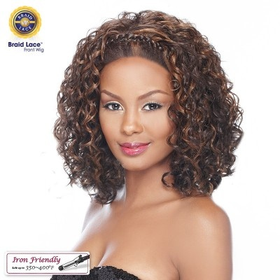 Its a Wig Lace Front Wig Braid Merilyn Synthetic Hair (Futura)