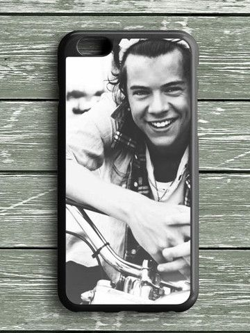 Black White Harry Styles Bandana iPhone 6S Plus Case