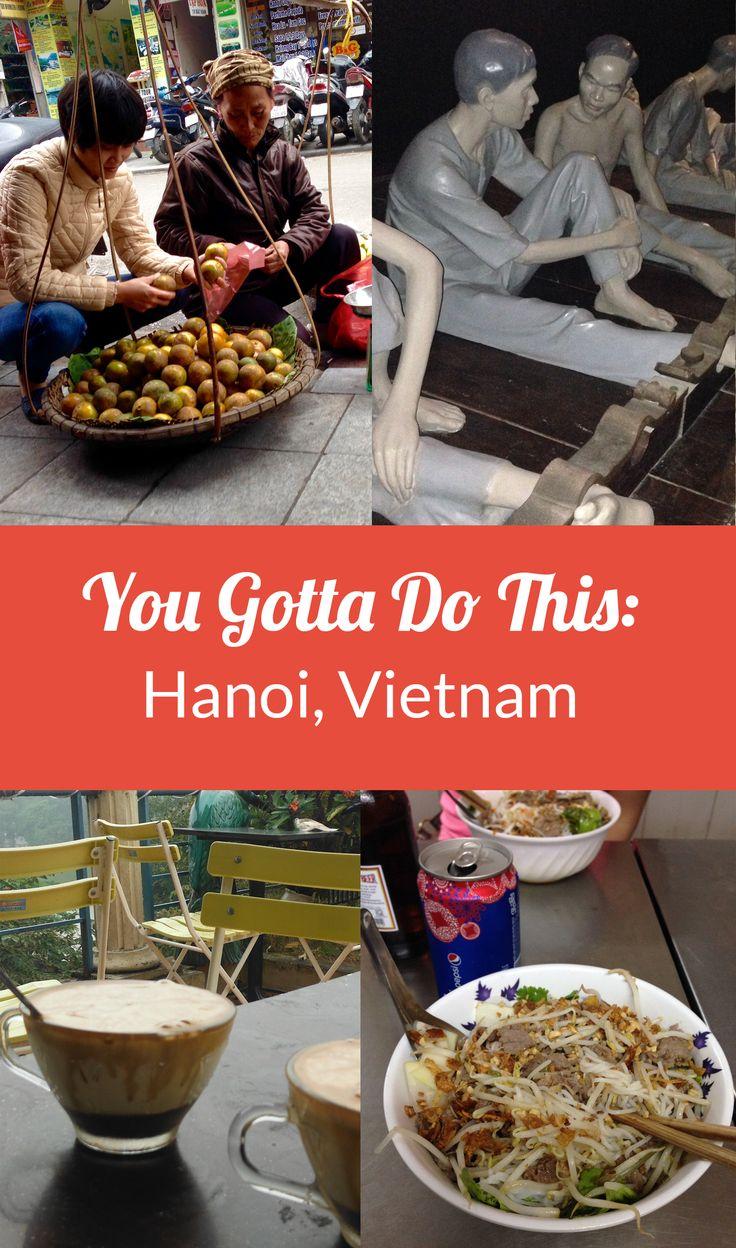 Must-do things in Hanoi, Vietnam | Twirl The Globe - Travel Blog