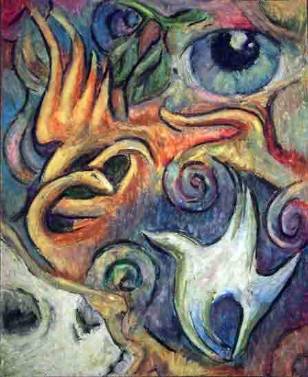 1000 Images About My Oil Pastels On Pinterest Abstract
