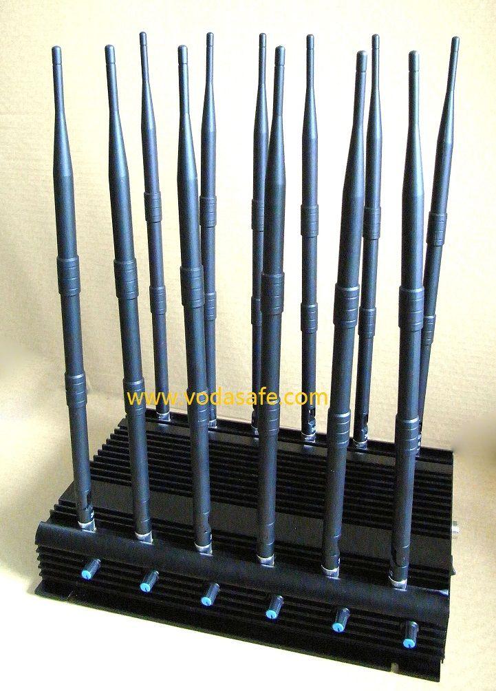 Bluetooth blocker - 4 Antennas Blocker kit