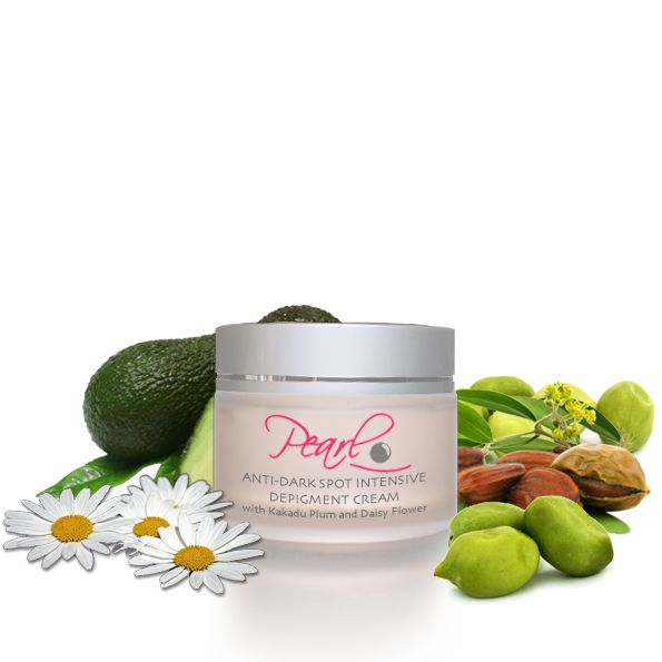 Pearl Natural Intensive Anti Dark Spot Depigment Cream