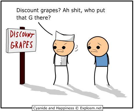 Funny crude humor