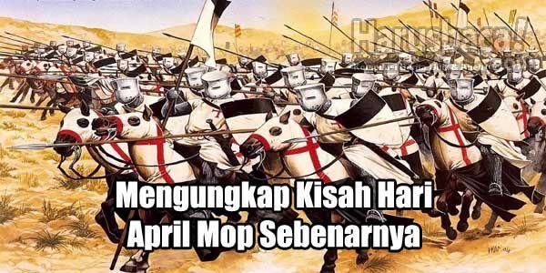 Mengungkap Hari April Mop Sebenarnya! http://goo.gl/rRpUzR