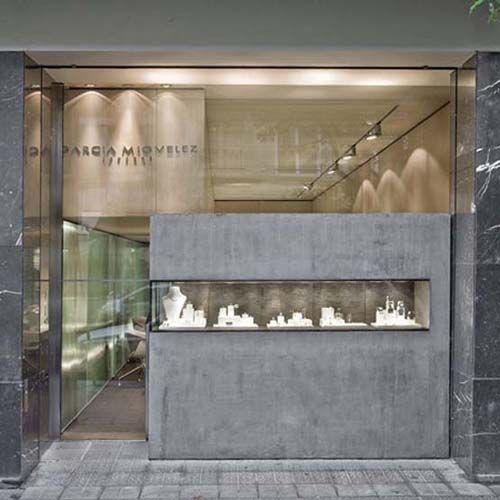 jewelry shop design idea