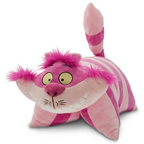 Alice in Wonderland Cheshire Cat Pillow PAL Pet Plush Walt Disney World | eBay $49.95