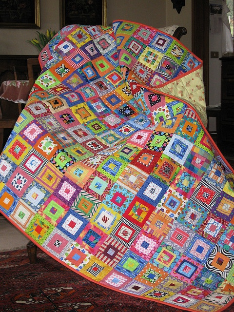 25 Best Ideas About Scrappy Quilts On Pinterest