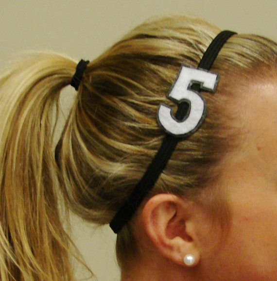 I found this awesome headband and it's a re-pin from my mom! I am number five and I so want this headband!!