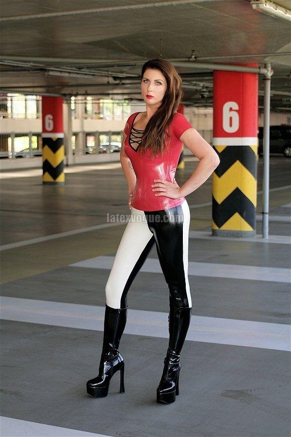 Two colored leggings taken by MALKISS photography :) Model: Andrea  More at: http://www.latexvogue.com/  _ _ _ _ _ _ _ _ _  #Designer, #Fetish, #Fetishfashion, #Gummi, #Kinky, #Latex, #Latexdesigner, #Latexfashion, #Latexfetish, #Latexgirl, #Latexmodel, #Latexshop, #Latexvogue, #Rubber, #Rubberrized
