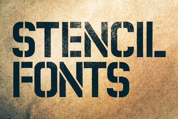 17 Best ideas about Stencil Font on Pinterest Typography Typography
