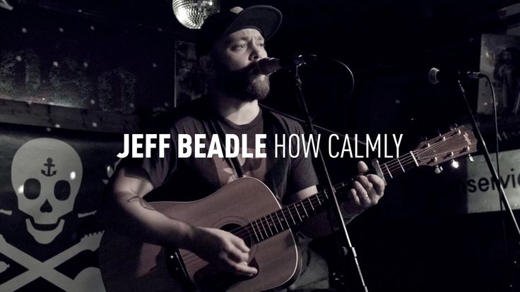 """Jeff Beadle - """"How Calmly"""" taken from the album """"Where Did We Get Lost"""" (out Feb. 06, 2015 on Butterfly Collectors): butterfly-collectors.com/where-did-we-ge..."""