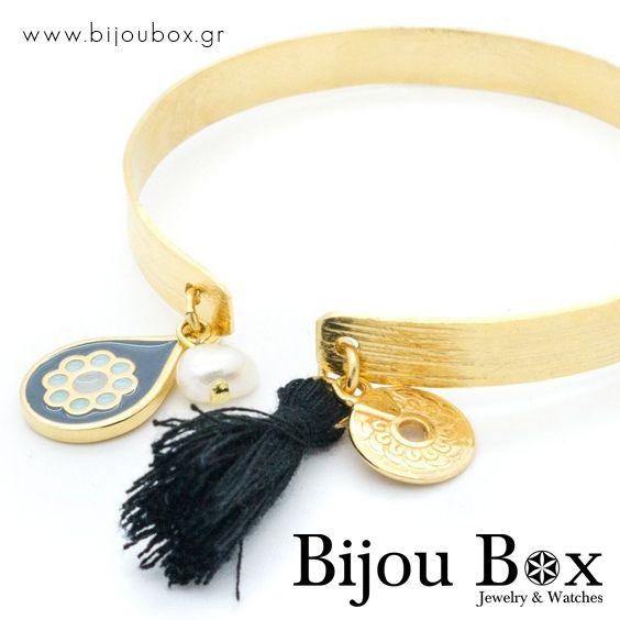 Bracelet bronze gold plated MATI MATI Βραχιόλι μπρούτζο επίχρυσο MATI MATI Check out now... www.bijoubox.gr #BijouBox #Bracelet #Βραχιόλι #Handmade #Χειροποίητο #Greece #Ελλάδα #Greek #Κοσμήματα #MadeinGreece #Evileye #Gold  #jwlr #Jewelry #Fashion