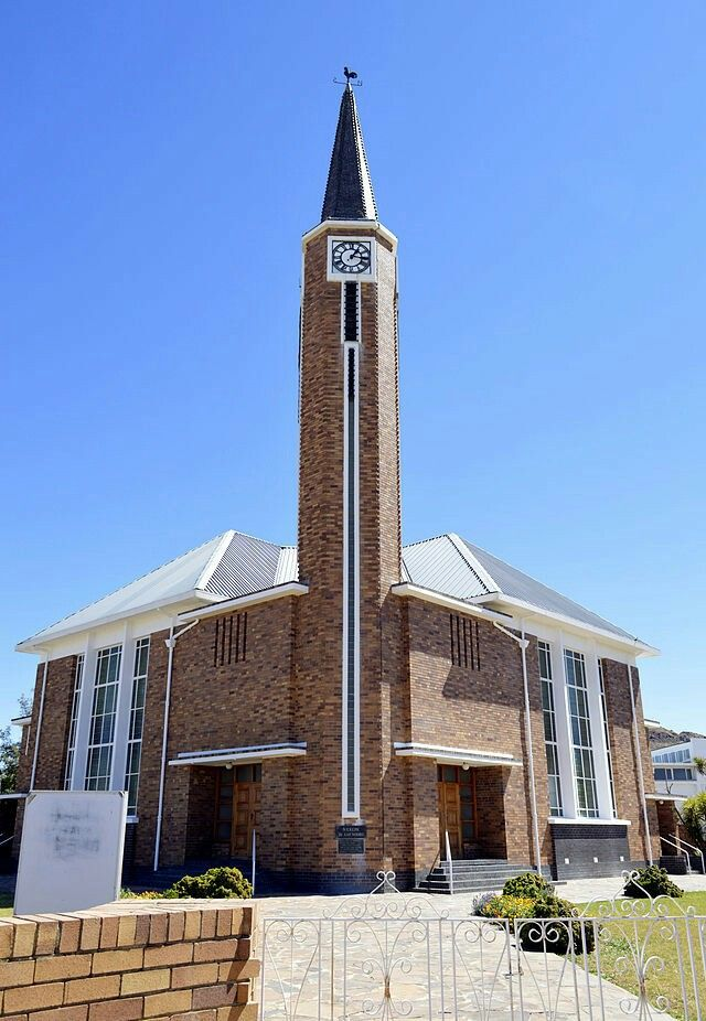 Dutch Reformed church, De Aar-Noord -Morné van Rooyen