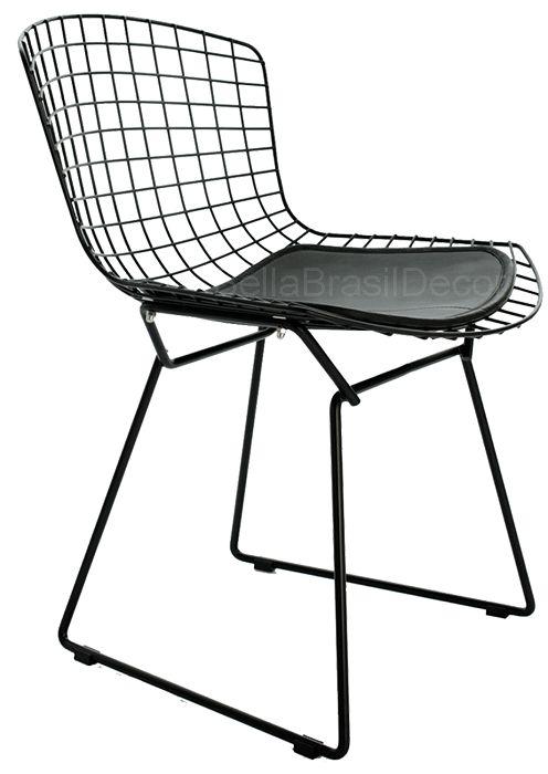 Cadeira Bertoia - Design Henrry Bertoia
