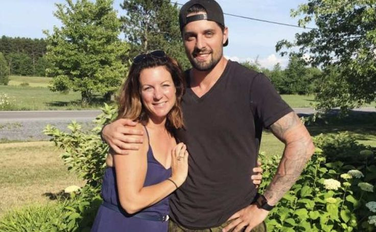 """Adopted son finds birth parents after six-year search, thanks them for choosing life. """"I have found the love of my life when we found each other,'' Cantwell said after meeting her son for the first time. """"There is nothing ever that could top this. """"Oh, my gosh, it felt like home,'' She added that they never """"gave"""" their son up for adoption but """"gifted"""" him."""