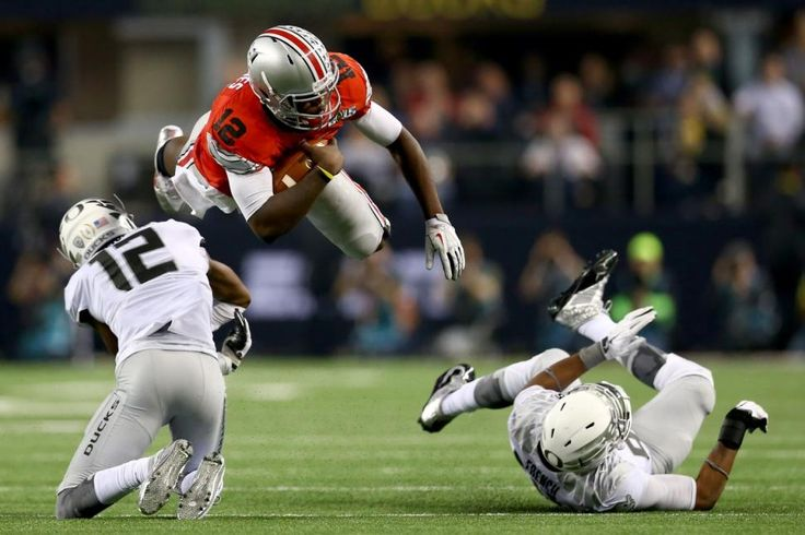 ohio state national championship cardell jones - Google Search