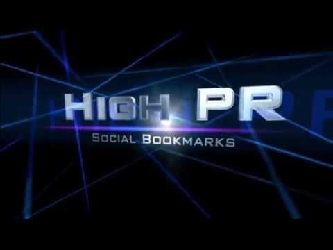 High PR Social Bookmarking Service  #SEO #Bookmarks #Bookmarking